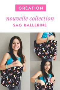 Nouvelle collection – Sac ballerine